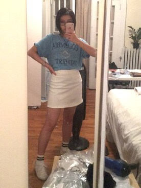 (Columbia University) using this Vivien Wanyi Zhang looks