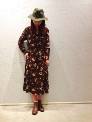actuel 池袋esola店|nozomiさんの(INTERPLANET|インタープラネット)を使ったコーディネート