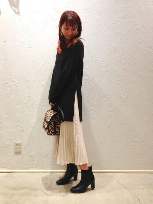 nozomiさんの「【JOHN+JENN】NELLA(actuel)」を使ったコーディネート