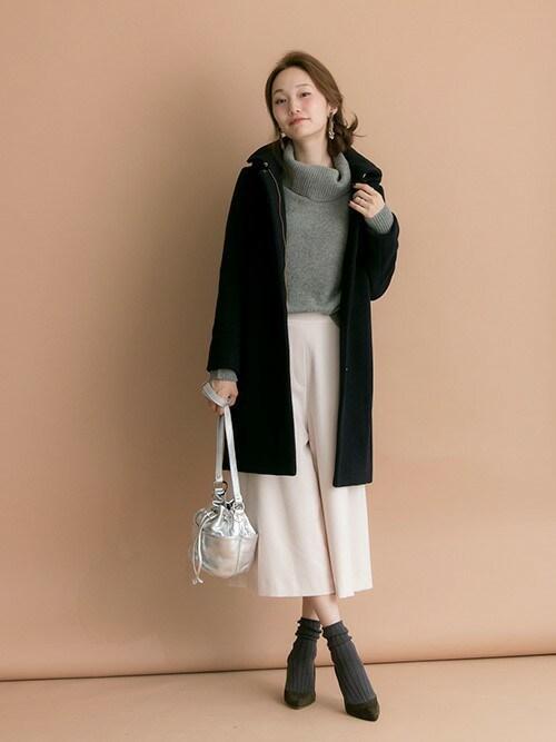 大人カワイイ!20代後半~30代女子の冬モテファッションコーデ集