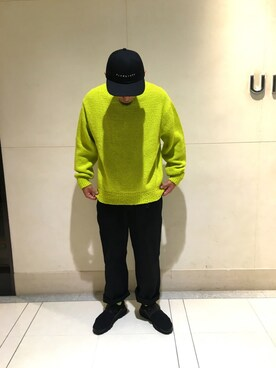 BEAUTY&YOUTH UNITED ARROWS|Daiki Yamamotoさんの(NIKE|ナイキ)を使ったコーディネート