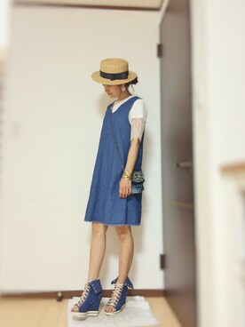 Natsu♡さんの(Inpaichthys kerri|インパクティスケリー)を使ったコーディネート