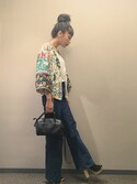 「Acne Studios Vista C Tee(Acne Studios)」 using this 近藤千尋 looks