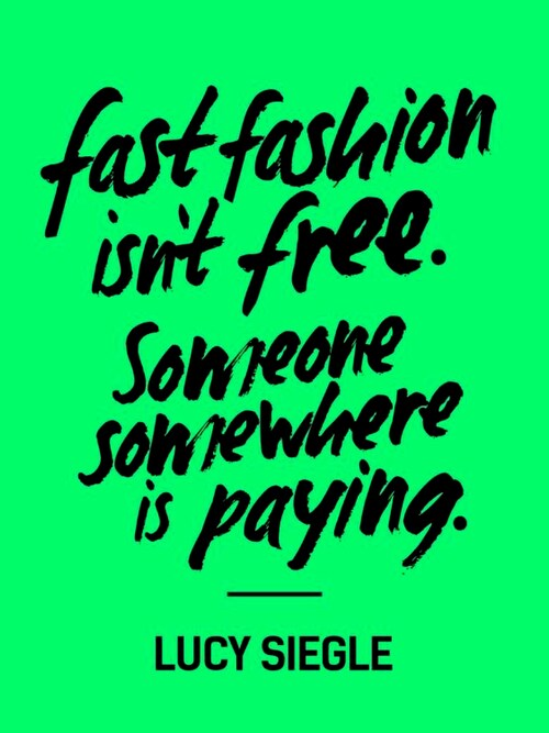 fast fashion essay
