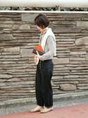 青山店③さんの「ダイアリー847/SA(Felisi|フェリージ)」を使ったコーディネート