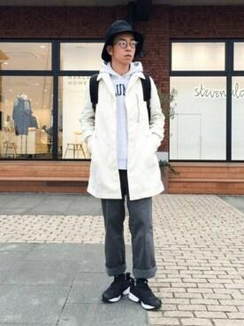 Ken Matsudaさんの(JOURNAL STANDARD|ジャーナルスタンダード)を使ったコーディネート