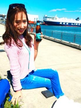 Hanae Takada looks