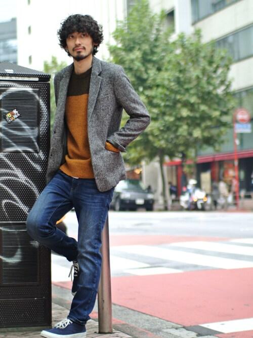 ツイードジャケットは秋冬コーデの新定番!メンズがハマる理由を徹底解析