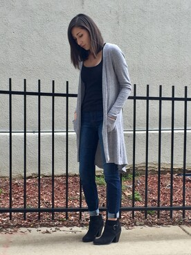 「KUT from the Kloth Mia Stretch Skinny Jeans (Awareness)(KUT from the Kloth)」 using this Audrey Altmann looks