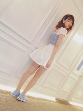 江野沢愛美 さんの(KOBE LETTUCE|KOBE LETTUCE)を使ったコーディネート