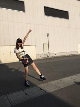 江野沢愛美 さんの(one spo ワンスポ)を使ったコーディネート
