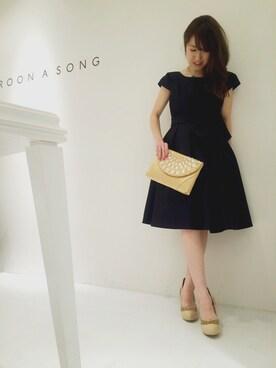 CROON A SONG 神戸大丸(レディス&メンズ)|Wさんの(CORTES WORKS|コルテスワークス)を使ったコーディネート