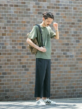 �A�[�o�����T�[�` �x�]�X�botsuki�����T�V���c/�J�b�g�\�[�uGood Wear �ʒ�POCKET TEE�iURBAN RESEARCH�b�A�[�o�����T�[�`�j�v���g�����R�[�f�B�l�[�g
