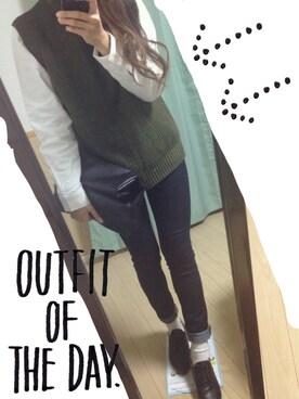 i-sanさんの(TODAYFUL|トゥデイフル)を使ったコーディネート