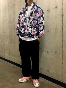 FREAKS STORE 船橋店|RYUTA KIKUCHI さんの(Battenwear|バテンウエア)を使ったコーディネート