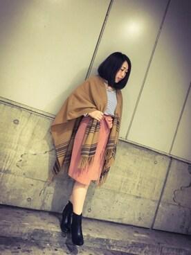 INTERPLANET WINGS 札幌パセオ店|じゅんさんのコーディネート