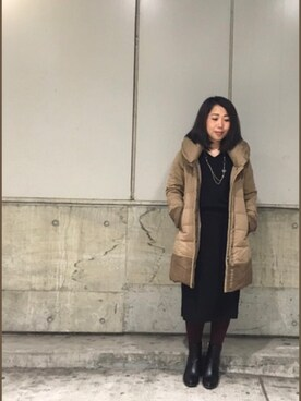 INTERPLANET WINGS 札幌パセオ店|じゅんさんの(YOSOOU|ヨソオウ)を使ったコーディネート