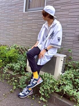 hiroki-t7さんの(adidas|アディダス)を使ったコーディネート