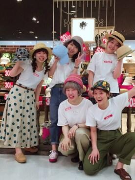 カオリノモリ新宿|gucci*.°・さんの(SALE!!!!!!!)を使ったコーディネート