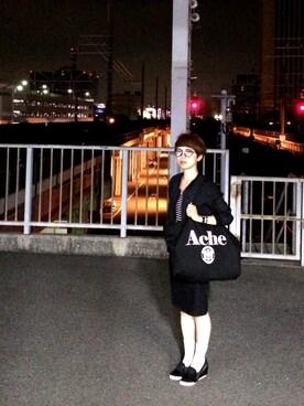 yukino*さんの(HOLLYWOOD MADE|ハリウッドメイド)を使ったコーディネート