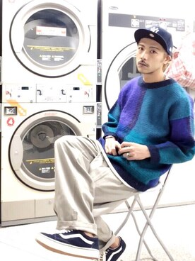 HidekiYoshiokaさんの(Dry Bones|ドライボーンズ)を使ったコーディネート