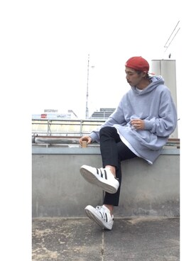 (Supreme) using this HidekiYoshioka looks