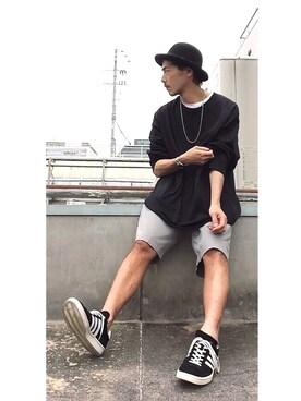 (adidas) using this HidekiYoshioka looks
