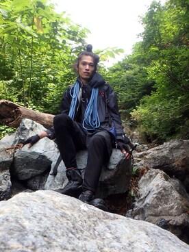 福山正和さんの(KLATTER MUSEN|クレッタルムーセン)を使ったコーディネート