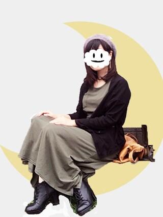 「WEGO/カットマキシワンピース(WEGO)」 using this べぇさん☻✔︎ looks