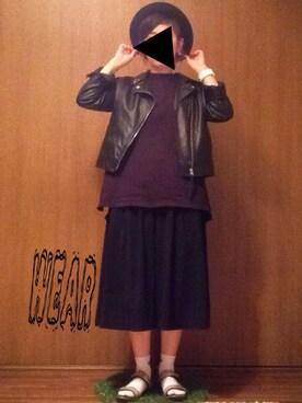maiko☆さんの(sodalite|ソーダライト)を使ったコーディネート