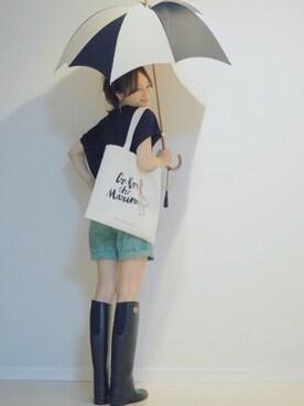 田中亜希子さんの(Dafna|ダフナ)を使ったコーディネート