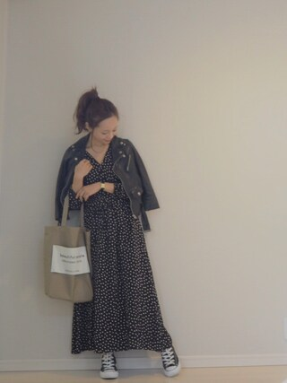 田中亜希子さんの(beautiful people|ビューティフルピープル)を使ったコーディネート