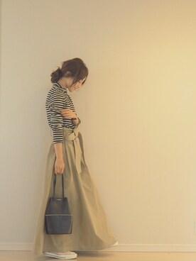 田中亜希子さんの(THE SHINZONE|ザ シンゾーン)を使ったコーディネート