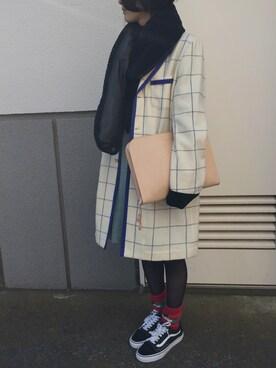harunaさんの(CYDERHOUSE|サイダーハウス)を使ったコーディネート