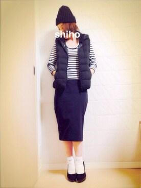 shihoさんの(UNIQLO)を使ったコーディネート