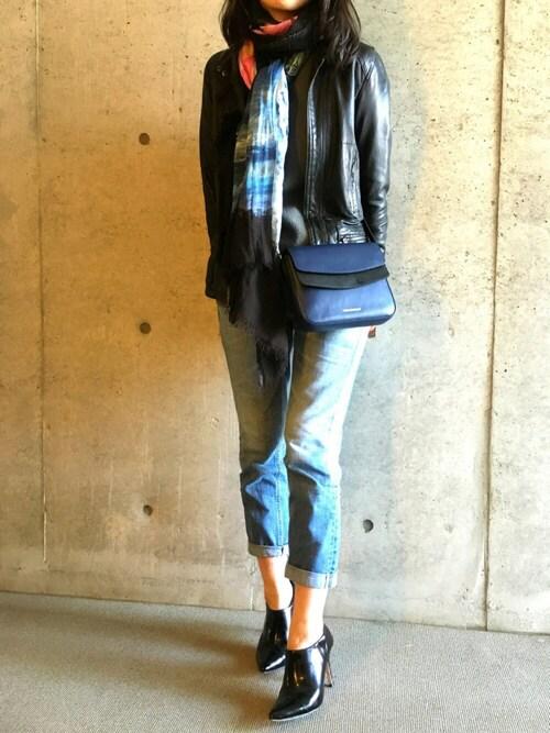 「Twice as Nice Crossbody / 【トゥワイス・アズ・ナイス・クロスボディ】(Vera Bradley)」 using this YukaOishi looks