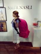 SMIR NASLIの展示会にて❤︎