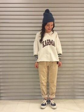 Ciaopanic名古屋店|ayumi**さんの(OSHIMA REI|オオシマ レイ)を使ったコーディネート