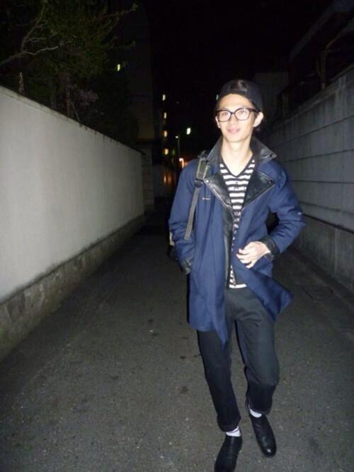 ONE DAY KMC | にっしーさんのテーラードジャケット「DETA...  ONE DAY