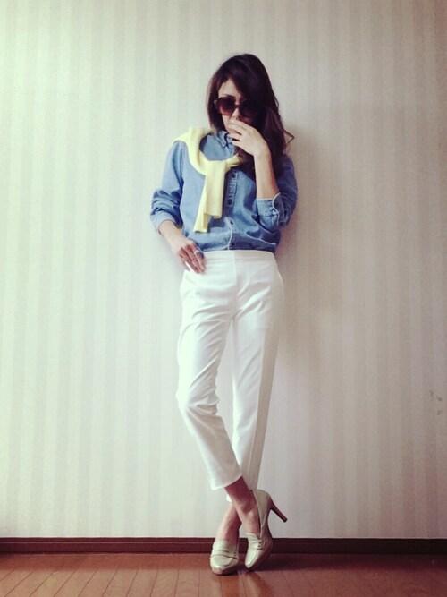 【ユニクロ】トレンドから定番まで。着まわし力抜群の人気パンツ5つ♡