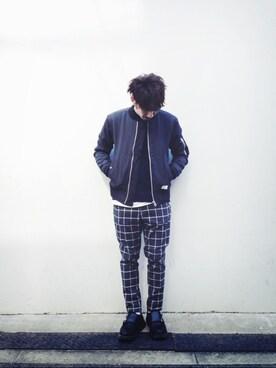 UNITED TOKYO MENS SHINJUKU|Shota Saekiさんの(Name.|ネーム)を使ったコーディネート