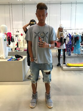 (UNIQLO) using this GM Los Angeles|GOSGM looks