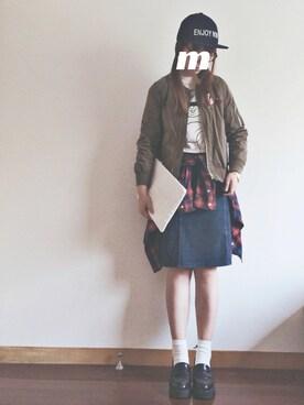 mmk♡さんの(w closet|ダブルクローゼット)を使ったコーディネート