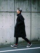 「Name. FINX WEATHER TRENCH COAT(Name.)」 using this SEIMA looks