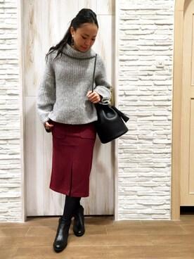 Uncut Bound 新宿|kuboさんの(Building Block|ビルディングブロック)を使ったコーディネート