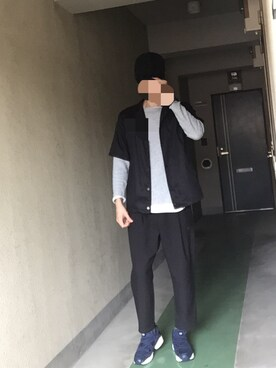 toroさんの(URBAN RESEARCH ID|アーバンリサーチ アイディー)を使ったコーディネート