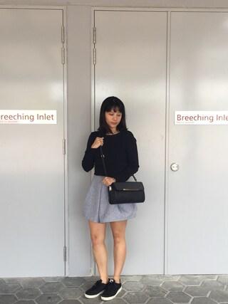 Crowd SG|MerlizaLimさんの「Lifestyle Tier 2 - Court 300 Shoes(New Balance|ニューバランス)」を使ったコーディネート