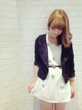 MIIA LUMINE EST新宿店|Haruka  Nakaniwaさんの(MIIA|ミーア)を使ったコーディネート