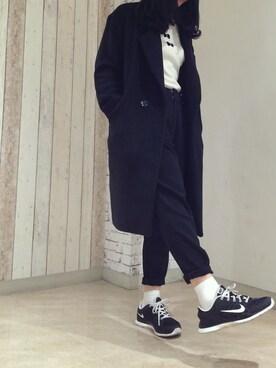 MIIA LUMINE EST新宿店 Haruka  Nakaniwaさんの(MIIA ミーア)を使ったコーディネート