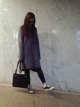 MIIA LUMINE EST新宿店|Haruka  Nakaniwaさんの(chuu|チュー)を使ったコーディネート